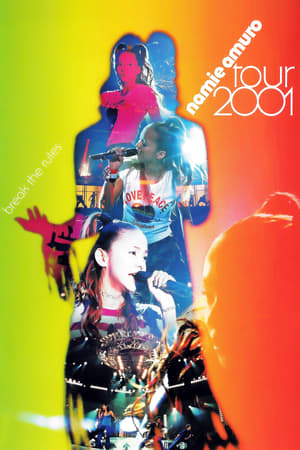 Namie Amuro Break the Rules Tour 2001