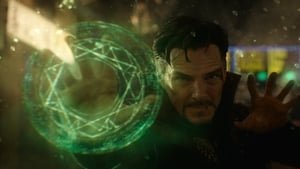 Capture of Doctor Strange