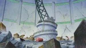 Wait for Luffy! Desperate Struggle on the Bridge of Hesitation!