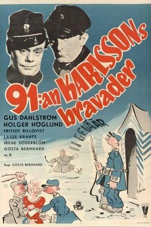 91:an Karlssons bravader