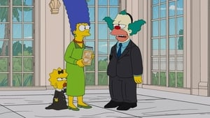 The Simpsons Season 26 :Episode 1  Clown in the Dumps