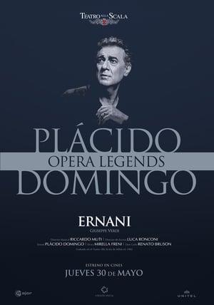 ERNANI CON PLÁCIDO DOMINGO | OPERA LEGENDS (2019)