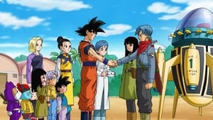 Fill Your Heart with New Hope!! Farewell, Trunks