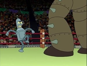 Capture Futurama Saison 2 épisode 12 streaming