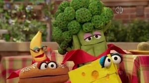 Sesame Street Season 41 :Episode 18  Saved By Superfoods