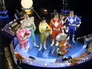 Power Rangers season 2 Episode 2
