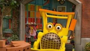 Sesame Street Season 50 :Episode 33  Lucky's Unlucky Day