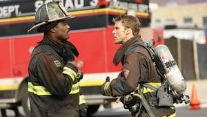 Chicago Fire Season 3 :Episode 9  Arrest in Transit