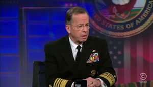 The Daily Show with Trevor Noah Season 16 : Adm. Michael Mullen