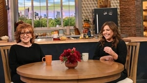 Rachael Ray Season 14 :Episode 50  oy Behar On Her Most Talked About 'View' Moments + Chef Geoffrey Zakarian's Thanksgiving Faves