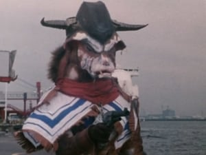 Super Sentai Season 18 :Episode 38  Moo! What a Bad Cow!
