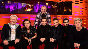 Michael Keaton, Jamie Oliver, Victoria Wood, Sir Ian McKellen, One Direction