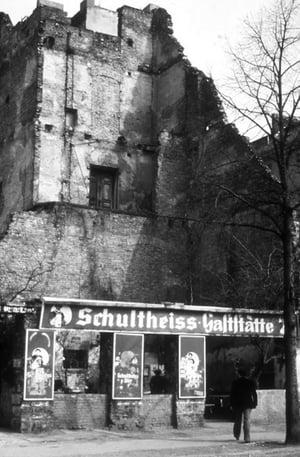 Dschungel Berlin 1978