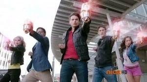 Power Rangers season 20 Episode 1