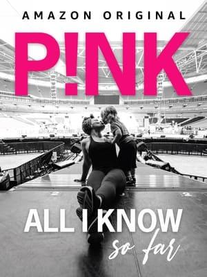 Watch P!NK: All I Know So Far Full Movie