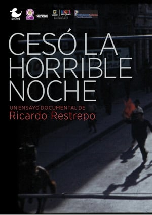 Cesó la horrible noche