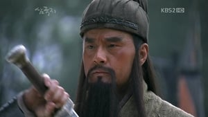 Liu Bei receives an imperial decree and swears to destroy Cao Cao