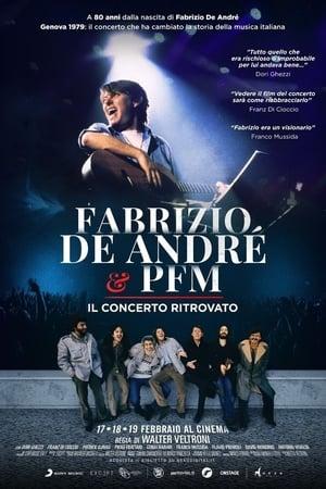 Watch Fabrizio De André & PFM - Il concerto ritrovato Full Movie