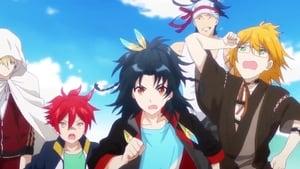 watch Touken Ranbu: Hanamaru online Episode 3