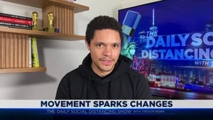 The Daily Show with Trevor Noah Season 25 :Episode 115  Spike Lee & Josh Gad