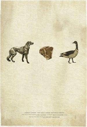 Dog Meet Goose
