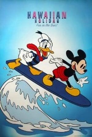Mickey Vacances Hawaïennes