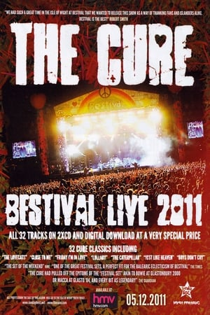 The Cure ‎- Bestival Live 2011