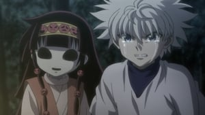 Hunter x Hunter Season 3 :Episode 7  Sin x And x Claw