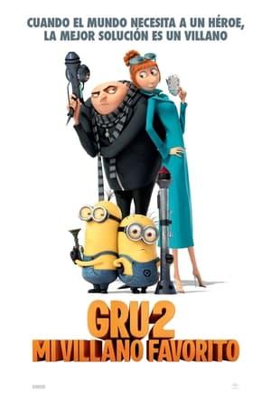 Gru 2 Mi villano favorito (Despicable Me) (2013)