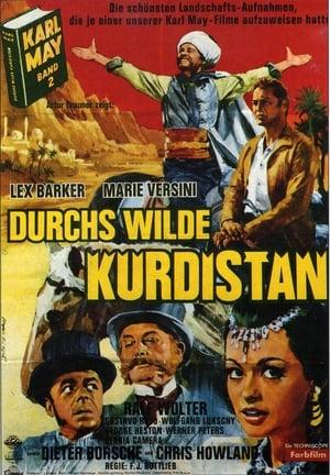 à travers le kurdistan sauvage