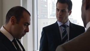 Suits : Avocats sur Mesure Saison 1 Episode 8