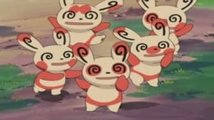 Pokémon Season 7 : Going for a Spinda