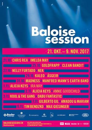 Alicia Keys Ao Vivo (Baloise Session, 2017)