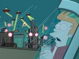 Capture Futurama Saison 1 épisode 1 streaming