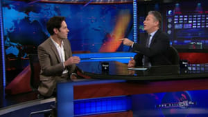 The Daily Show with Trevor Noah Season 15 : Paul Rudd