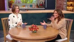 Rachael Ray Season 13 :Episode 122  Nate Berkus & Jeremiah Brent Settle Design Debates + Chef Richard Blais' Juicy Lucy Burger