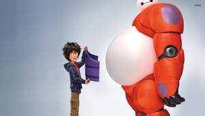 Poster pelicula Big Hero 6 Online