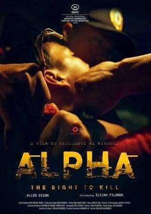 Alpha, The Right to kill (2018)