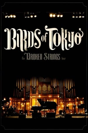 Birds of Tokyo - Broken Strings Tour