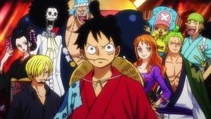 One Piece Season 21 :Episode 911  Bringing Down the Emperor of the Sea! A Secret Raid Operation Begins!