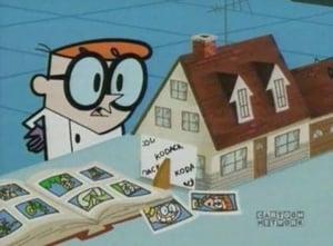 Captura de El laboratorio de Dexter 4×10