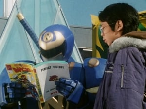 Super Sentai Season 18 :Episode 46  New Year's Manga Hell