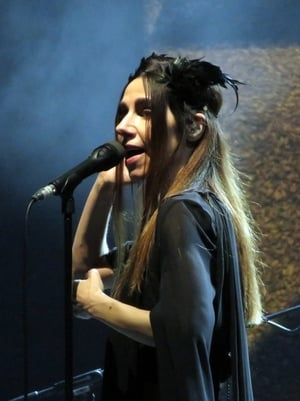 PJ Harvey at Rock Werchter