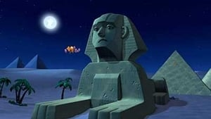 Only the Sphinx Nose!