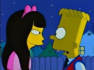 The Simpsons Season 6 :Episode 7  Bart's Girlfriend