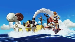 One Piece Season 0 : One Piece 3D: Mugiwara Chase