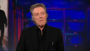 The Daily Show with Trevor Noah Season 18 :Episode 50  Christopher Walken