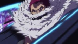 One Piece Season 19 : A Hard Battle Starts! Luffy vs. Katakuri!