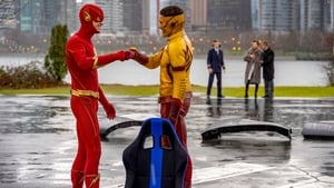 The Flash Season 6 :Episode 14  Death of the Speed Force