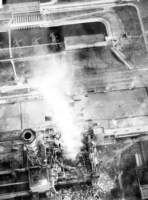 Chernobyl: Chronicle of Difficult Weeks
